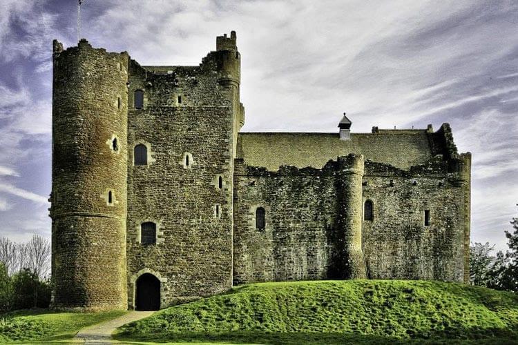 Doune Castle, Schotland