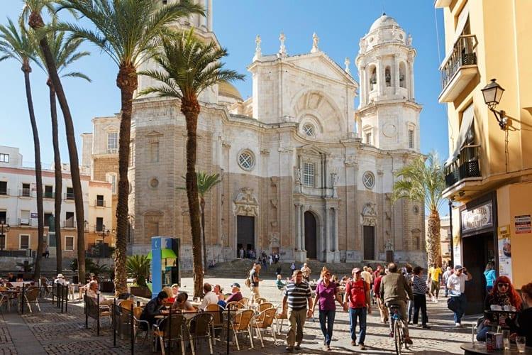Cadiz, Spanje