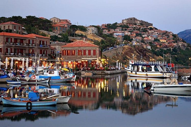 Molyvos, Lesbos