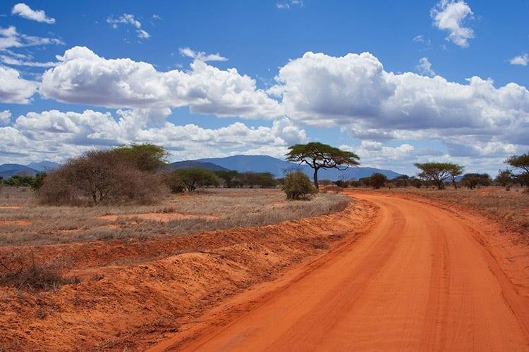 Tsavo East & Tsavo West safari