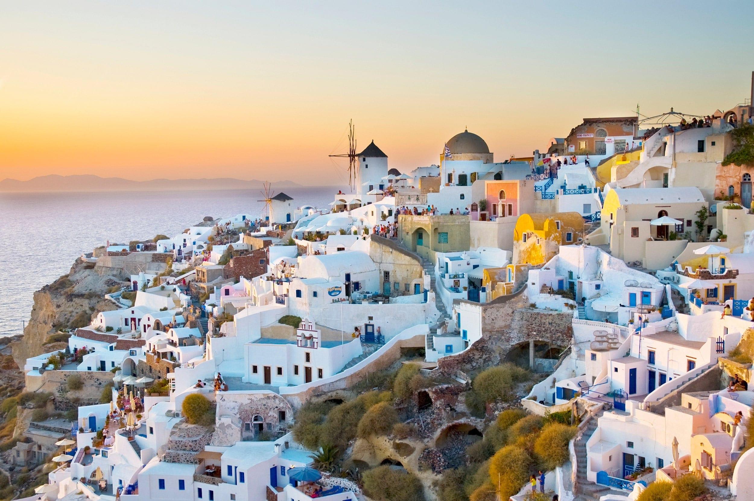 Mooiste vakantie eilanden van zuid-Europa