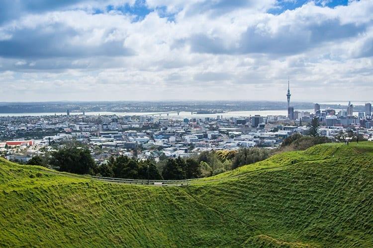Mt. Eden, Auckland