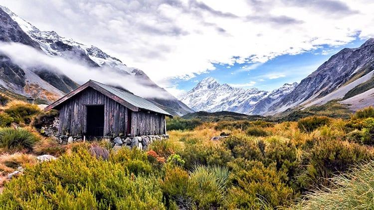 Mount Cook beklimmen