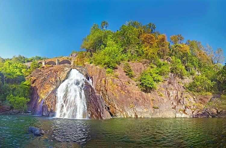 Dudhsagar waterval