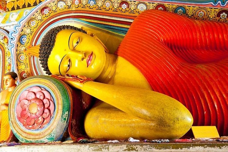 Isurumuniya tempel, Anuradhapura