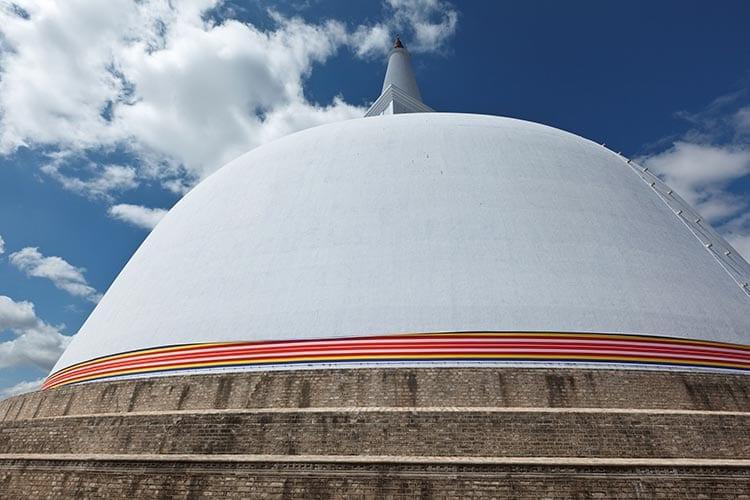 Ruwanweliseya stoepa, Anuradhapura