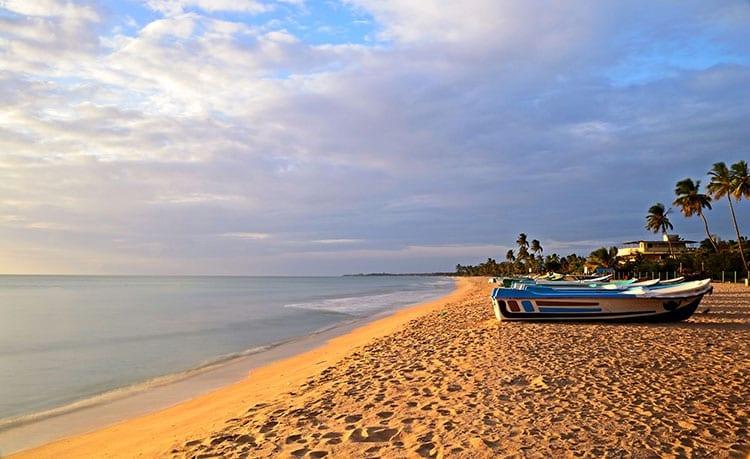 Nilaveli strand
