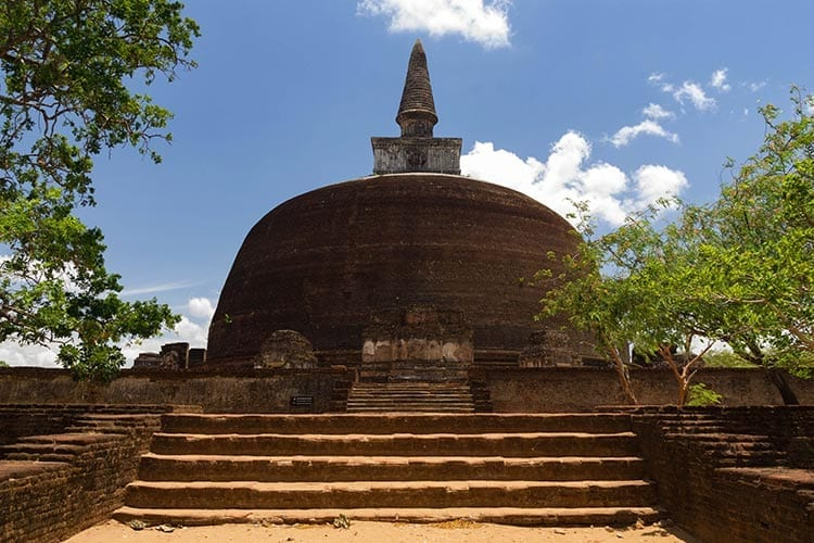 Rankot Vihara, Polonnaruwa
