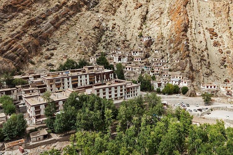 Hemis Gompa klooster