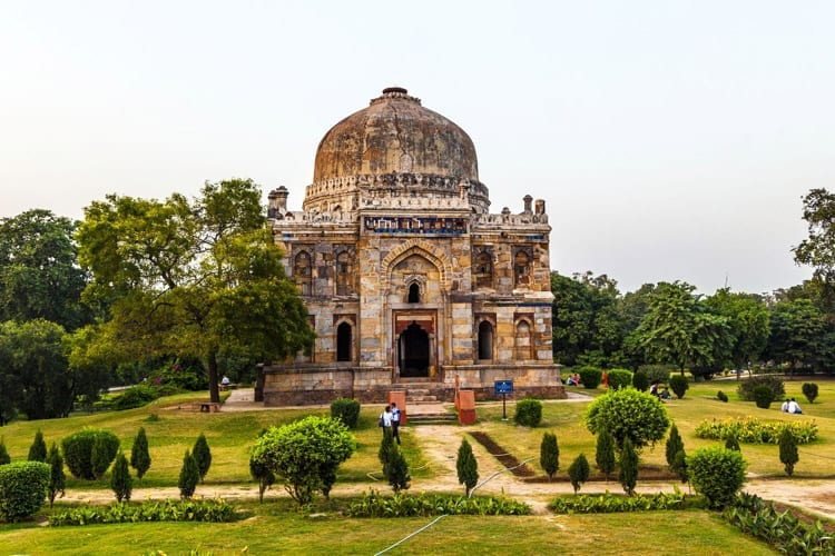 Lodi Gardens, New Delhi