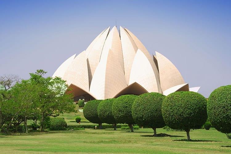 Lotus Tempel, New Delhi