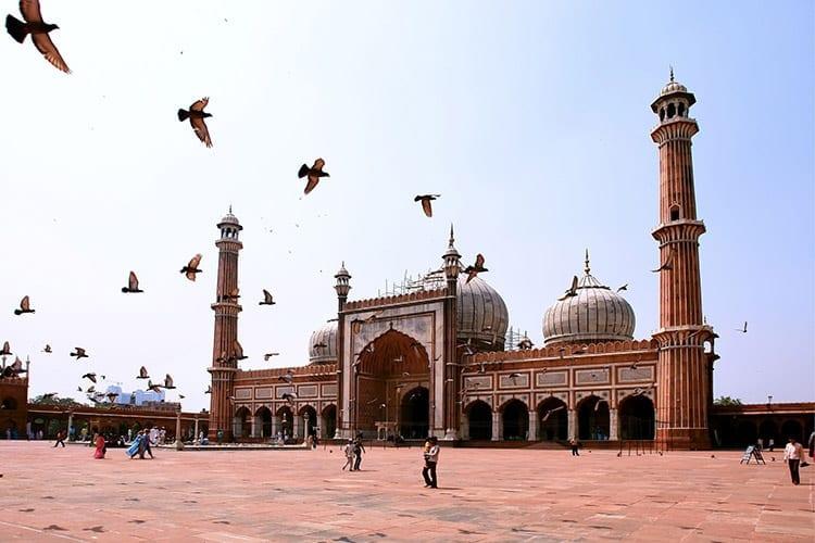 Jama Masjidmoskee, New Delhi