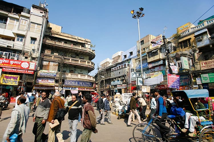 Oud-Delhi