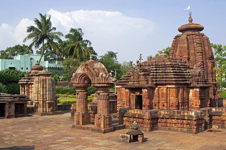 Mukteshvara tempel, Odisha