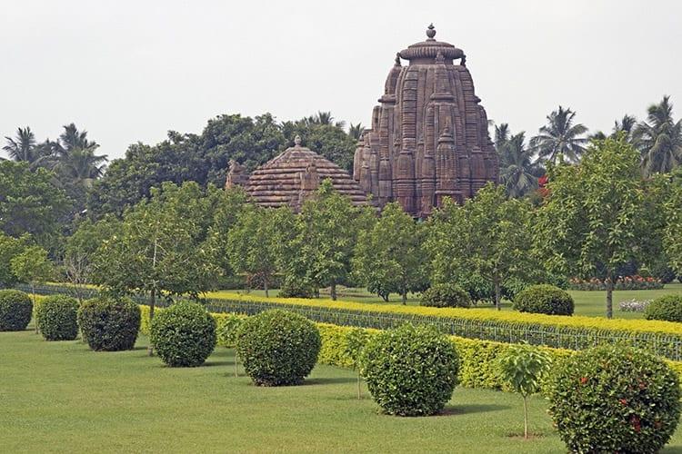 Rajarani tempel, Odisha