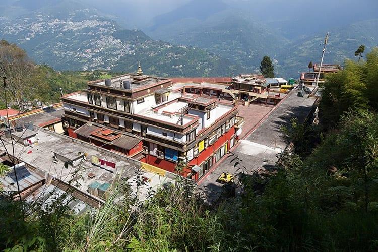 Rumtek klooster, Sikkim