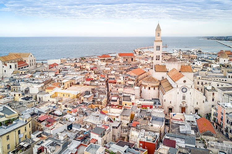 Bari, Italië