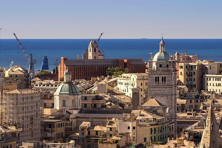 Stedentrip Genoa