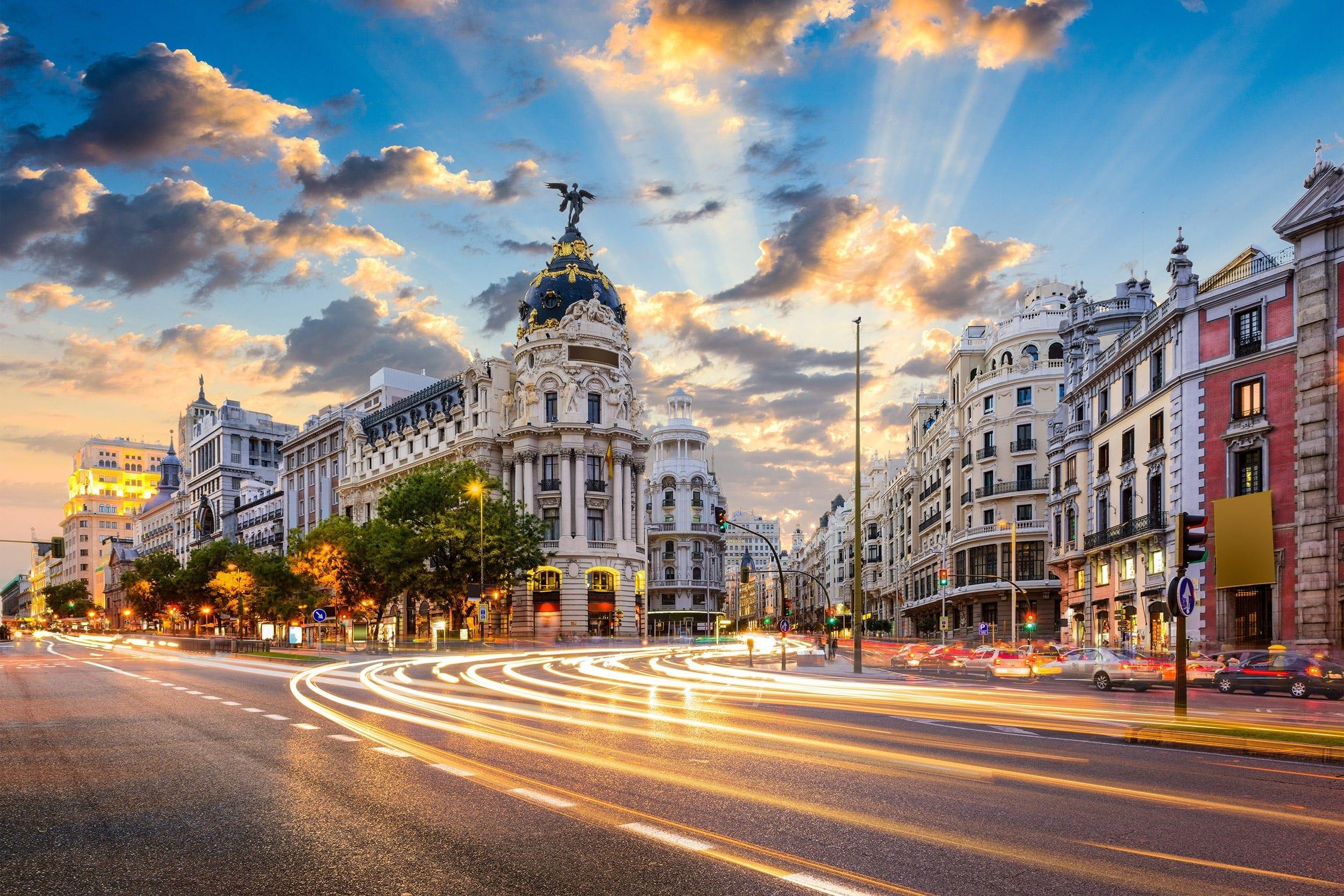 Mooiste steden Spanje