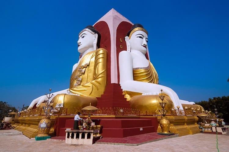 Kyaik Pun pagode