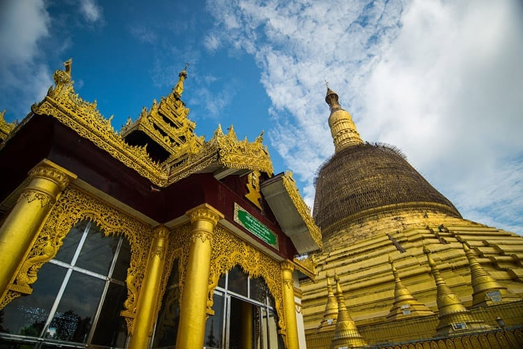 Shwemawdaw pagode