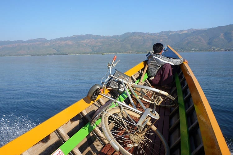 Inle Lake boottocht