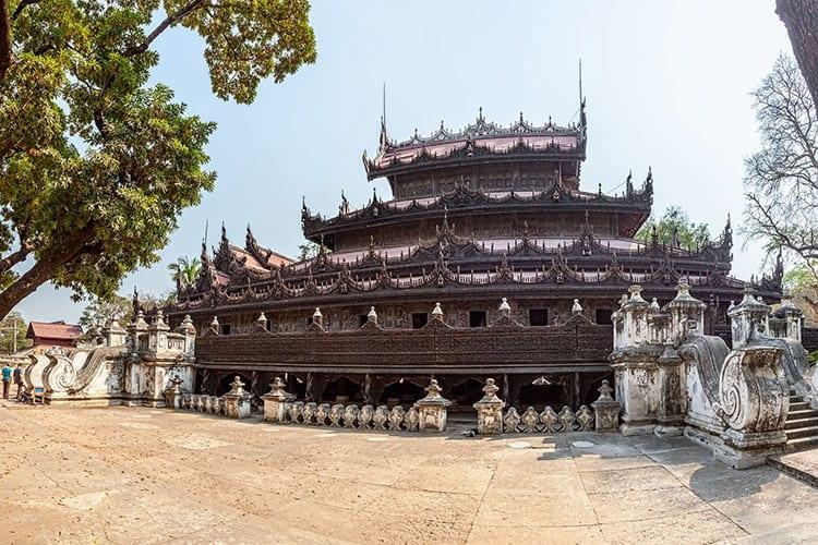 Shwenandaw Kyaung