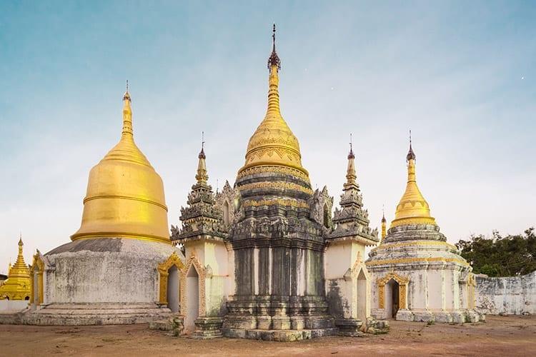 Pindaya tempel