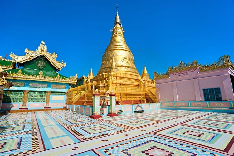 Sagaing Hill