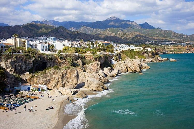 Nerja, Andalusië