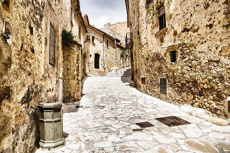 Pals, Catalonië