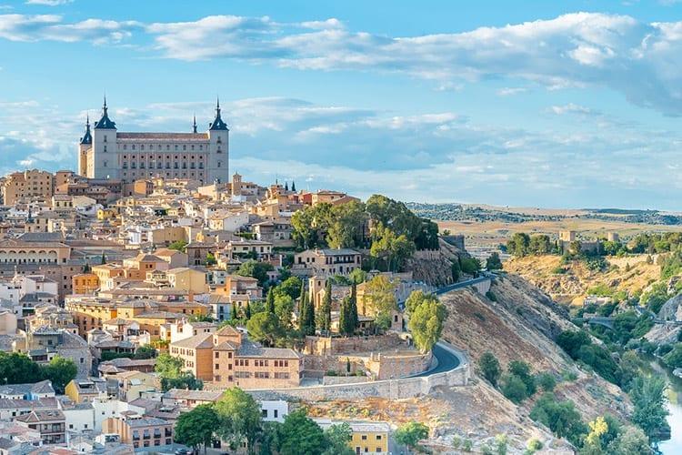 Stedentrip Toledo