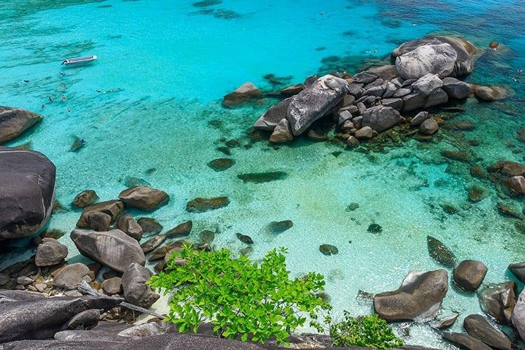 Similan-eilanden