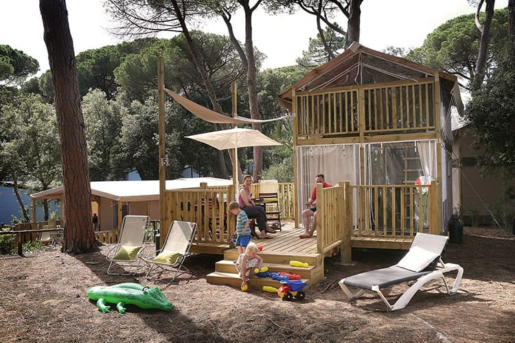 Camping International Etruria