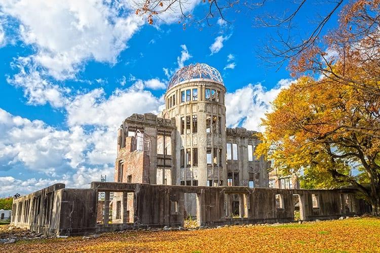 Atoombomkoepel, Hiroshima