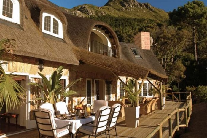 Lodges in Zuid-Afrika