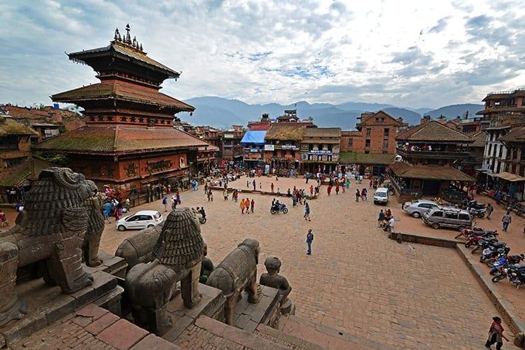Bhairabnath tempel, Bhaktapur