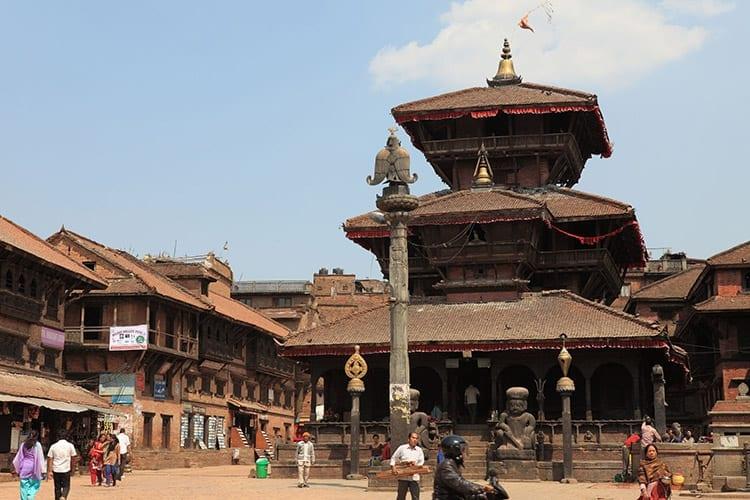 Dattatreya tempel, Bhaktapur