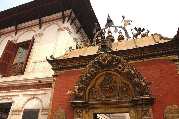 Golden Gate, Bhaktapur
