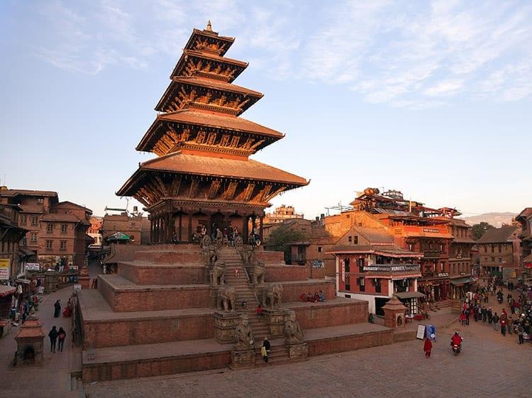 Nyatapola tempel, Bhaktapur