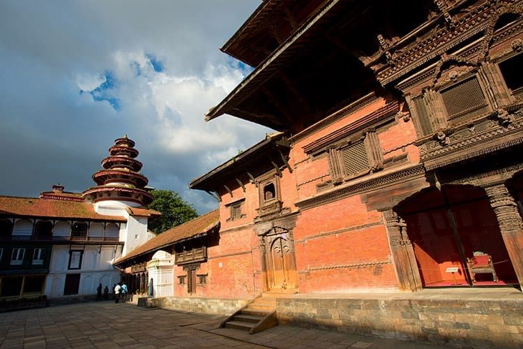 Hanuman Dhoka paleis, Kathmandu