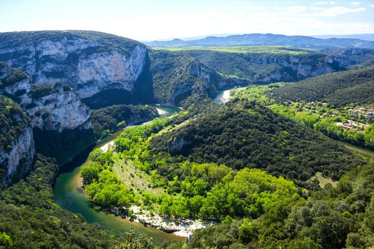 Frankrijk, Ardèche