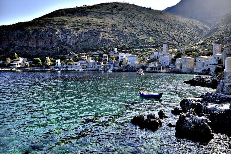 Griekenland, Mani, Limeni