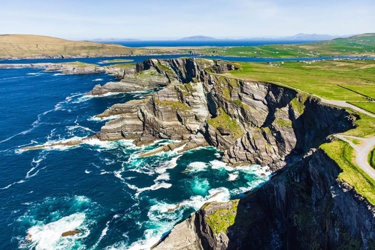 Ierland, Kerry Cliffs