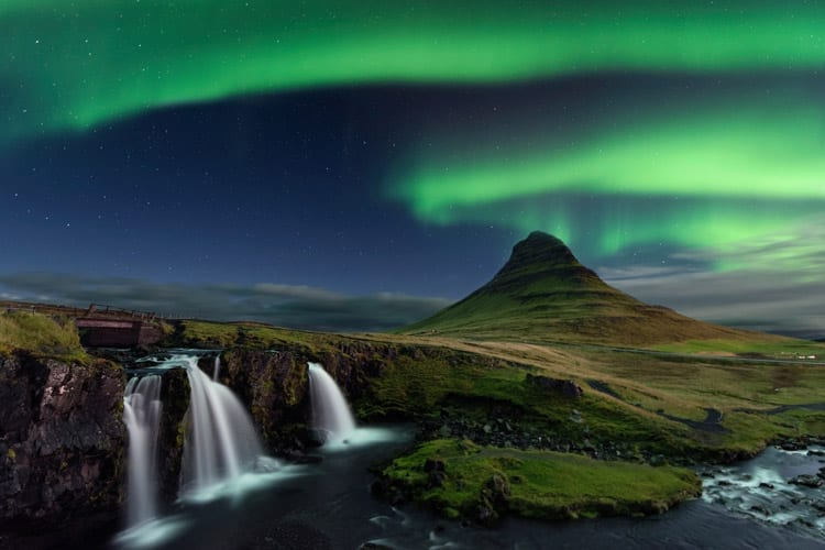IJsland, Kirkjufell