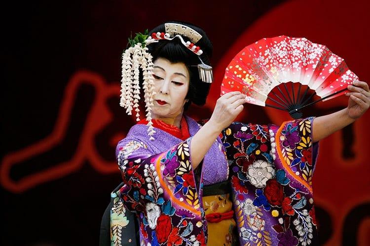 Japanse theater Kabuki
