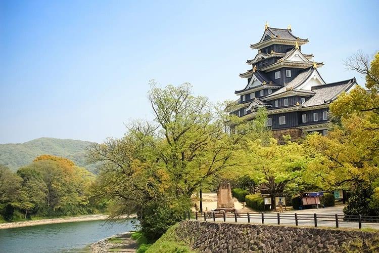 Okayama kasteel
