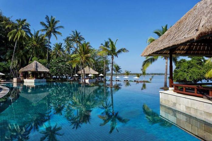 Mooiste en meest luxe paradijsresorts van Azië