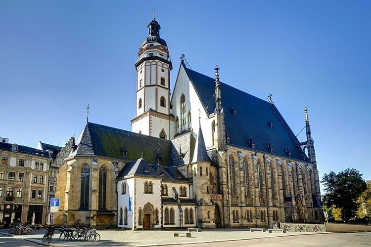 Leipzig, Thomaskirche