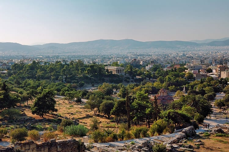 Athene Agora